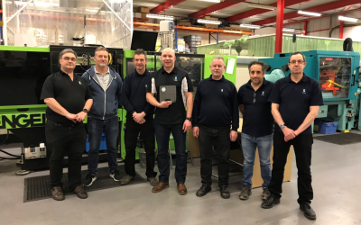 RJG Technologies Achieve Best UK Plastic Injection Moulding Consultancy Award