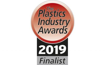 RJG UK Nominated Plastic Industry Award Finalist!