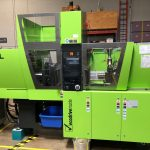 RJG Receives Consignment Machine from Engel