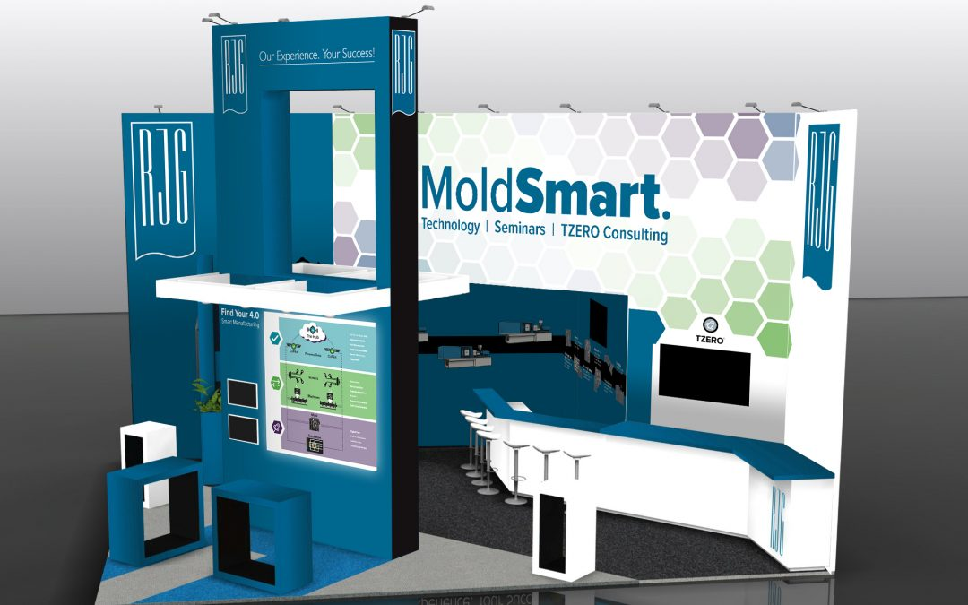 RJG® Brings Industry 4.0, New Injection Molding Tech to K Show