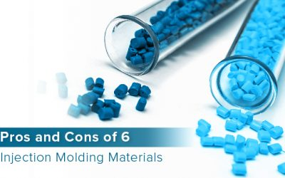 Pros and Cons of 6 Injection Molding Materials