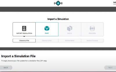 NEW Simulation Support Application Released for The Hub