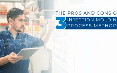 The Pros and Cons of 3 Injection Molding Process Methods